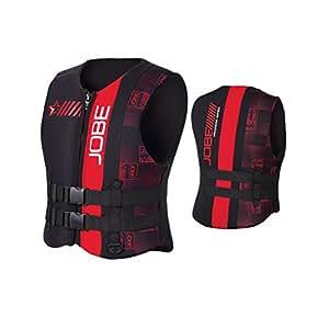 Jobe Herren Westen Progress Neo Vest, Rot, XL, 244913004