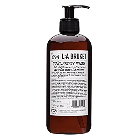 No. 094 Sage/Rosemary/Lavender Liquid Soap 450 ml by L:A Bruket by L:A Bruket