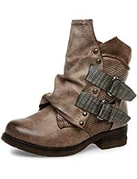 5654ac0945a63f Suchergebnis auf Amazon.de für  Vintage - Stiefel   Stiefeletten ...