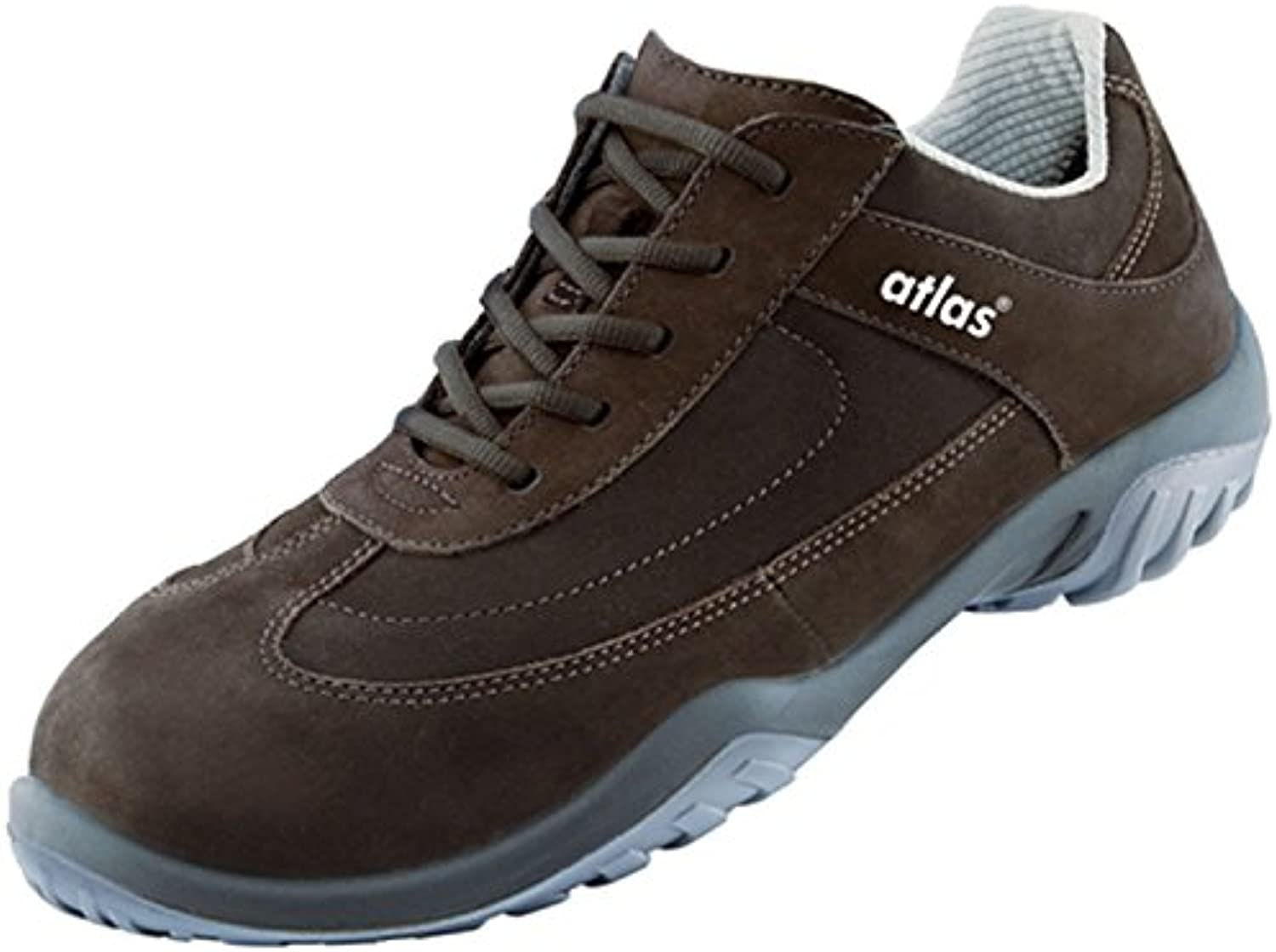 Atlas Sneaker SN 10 Brown ENISO 20345 S2