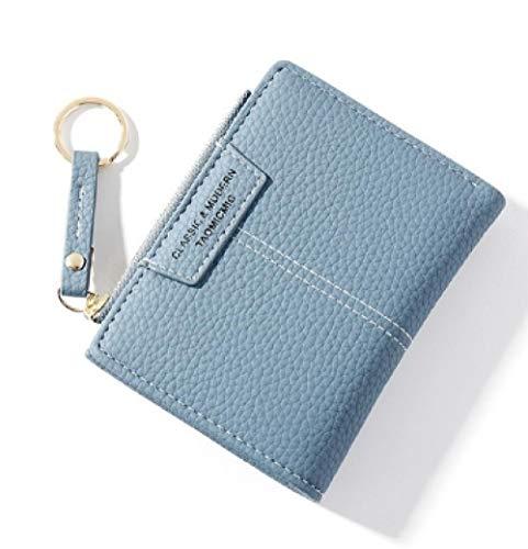lbinceMode Frauen Geldbörsen ID Kartenhalter Reißverschluss Münzfach Damen Kleine Geldbörsen -