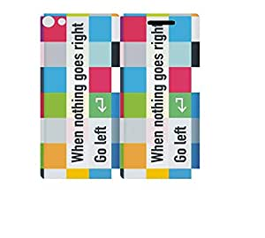 Techno Gadgets Flip Cover for Vivo V5