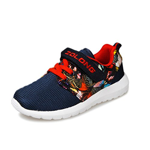 Kinder Sportschuhe Anti-Slip Sommer Sneakers Kids Fashion Round Toe Leicht Athletic Trainer