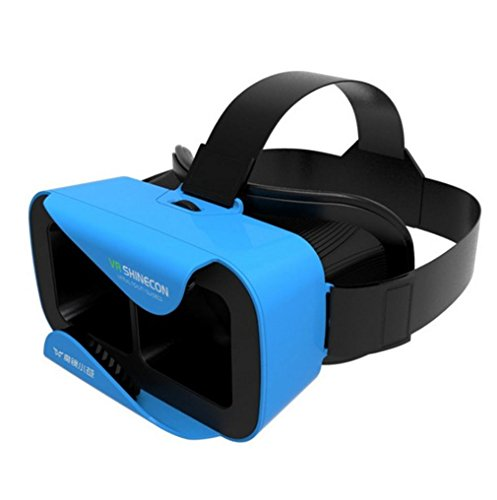 Nola Sang 3D VR Virtual Reality Headset Brille Viewing Immersive Version Smart Adjustable Screen 4.5...