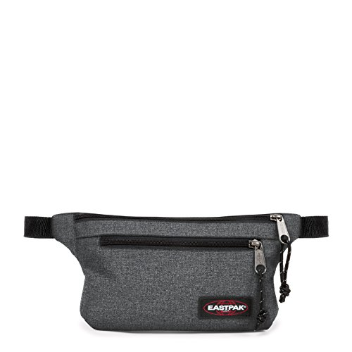 Eastpak Talky Marsupio sportivo, 23 cm, 2 L, Grigio (Black Denim)