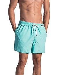 Olaf Benz Men's BLU 1661 Swim Shorts (includes free pair of Flip Flops)