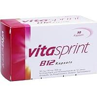 Preisvergleich für Vitasprint B12 Kapseln, 50 St.