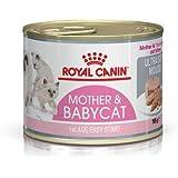 Royal Canin - Royal Canin Feline Babycat Instinctive Mousse - 1374 - 12 x 195 Grs. (Lata) Pack Ahorro