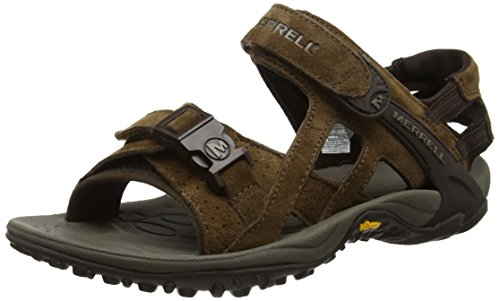 Merrell Men's Kahuna IIi Hiking Sandals, Brown (Dark Earth), 9 UK (43...