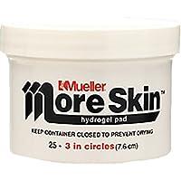 Mueller More Skin - Gelpflaster, 7,6cm rund, 25/Dose preisvergleich bei billige-tabletten.eu