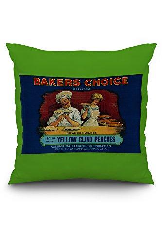 bakers-choice-peach-label-20x20-spun-polyester-pillow-case-black-border