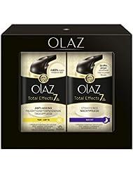 OLAZ Total Effects Systempflege-Set, 1 Set (37 ml Tagespflege, 37ml Nachtpflege)