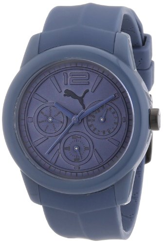 Puma Women's Quartz Watch A.PU102802004 with Plastic Strap