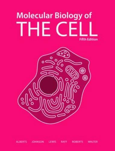 Molecular Biology of the Cell por Bruce Alberts