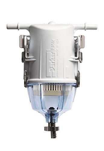 Racor Snapp Kraftstofffilter-Wasserabscheider–10Mikron für Benzin