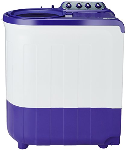 Whirlpool 8 kg Semi-Automatic Top Loading Washing Machine (Ace Supersoak 8.0, Coral Purple)