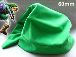 Links Mütze THE LEGEND OF ZELDA Kostüm Cosplay Cap Hut Hat Schwert NINTENDO
