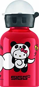 Sigg Hello Kitty Panda Bouteille Enfant Rouge 0,3 L