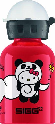 Kitty Hello Kleinen Roten Kostüm - Sigg Trinkflasche Hello Kitty Panda, Rot, 0.3 Liter, 8432.30