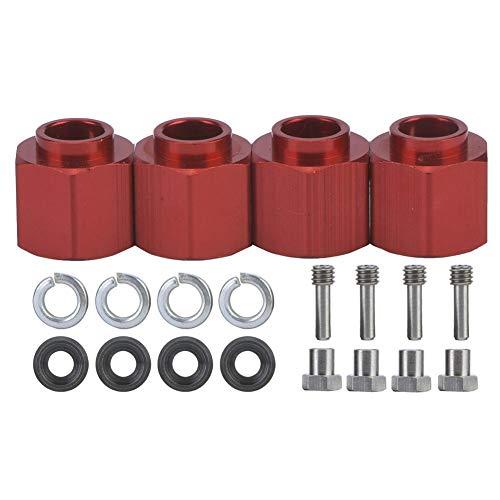 VGEBY1 4 STÜCKE Radkombinierer, Naben Adapter Erweiterung Set Erweitern Radnaben Adapter für Auto(9mm) (9mm-erweiterung)