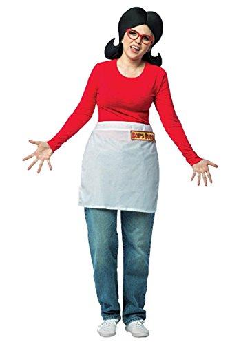 Bob's Burgers - Linda Adult Costume (Bob Bob's Burger Kostüm)