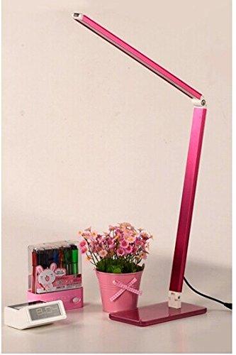 QUESTWAY Lampada da tavolo a LED Dimmerabile Lampada da Scrivania