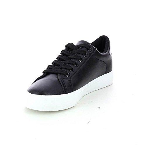 Go Tendance, Damen Sneaker Schwarz