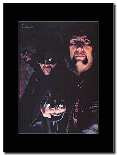 Ministry Of Two-Just The Us Magazine Promo su un supporto, colore: nero