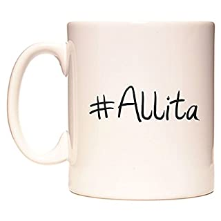 #Allita Mug by WeDoMugs®