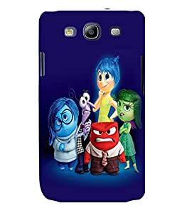 printtech Disney Pixar Big Hero Back Case Cover for Samsung Galaxy S3::Samsung Galaxy S3 i9300