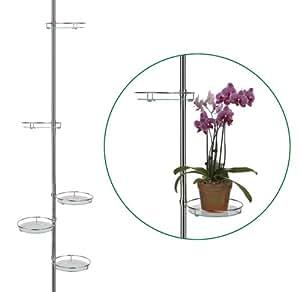 TP-Products Support télescopique pour plantes