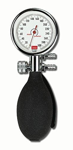 Blutdruckmessgerät boso roid II Ø60mm mit Hakenmanschette