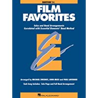 Film Favorites: Baritone T.C.: Solos and Band Arrangements Correlated with