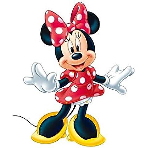 Minnie Mouse - Figura articulada lunares, 1.40 metros (Verbetena 014000557)
