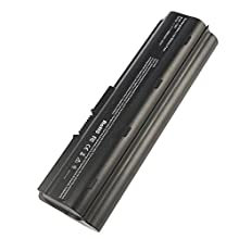 ASUNCELL 8800mAh Batterie d'ordinateur Portable pour HP 593553-001 HP Pavilion DM4- DV5-2000 DV6-6000 DV6-3000 HP Presario CQ42 CQ43 CQ56 CQ62 CQ72 G32 G42 G56 G62 G72 Envy 17