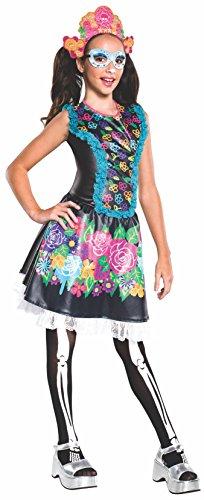 Rubies Monster High Skelita Calaveras Costume M
