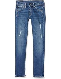 Pepe Jeans Cashed, Niñas, Azul (Denim), 12 años