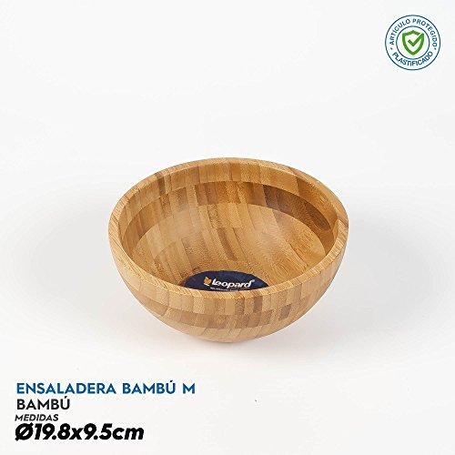 Bol ensalada bambu m