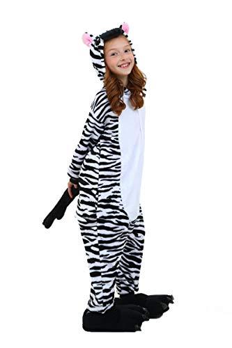 Kauson unicorno dinosauro pipistrello lupo pigiama kigurumi animal cartone cosplay carnival costume onesietute animato costumi pigiameria regalo di compleanno festa halloween natale