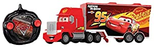 Majorette 213089025 vehículo de tierra por radio control (RC) On-road truck Motor eléctrico 1:24 - Vehículos de tierra por radio control (RC) (On-road truck, Motor eléctrico, 1:24, Listo para usar, Rojo, Niño/niña)