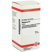 PHYTOLACCA D 6 Tabletten 200 St Tabletten preisvergleich bei billige-tabletten.eu