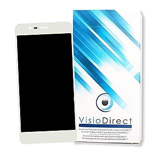 Visiodirect® Ecran complet pour Asus Zenfone 3 Max ZC520TL X008D 5.2
