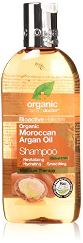 dr.organic argan conditioner après-shampooing 265 ml