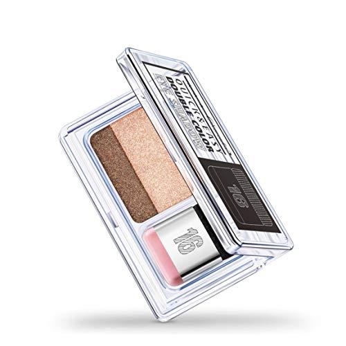 Double Color Frauen-Augen-Make-up Lidschatten leicht zu tragen Langlebig Wasserdicht...