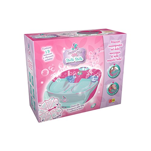 Sweet Care Spa-Burbujas Belle