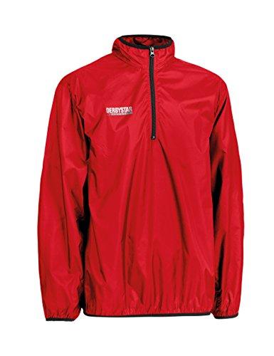 Derbystar Sport Regenjacke Basic, für Kinder und Erwachsene, 6052 Rot
