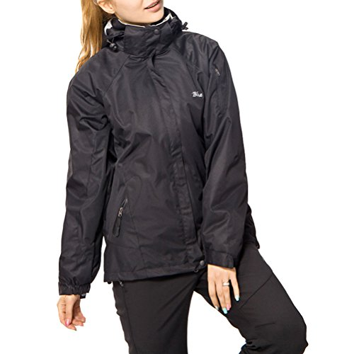 Laixing Alta qualità Buena Calidad Fashion Women's Outdoor Waterproof Windproof Ski Mountaineering Leisure Jackets