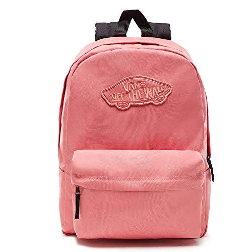 Vans Realm Backpack Zaino Casual, 42 cm, 22 liters, Rosa (DESERT ROSE)