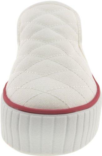 Maxstar C30 basse haut de forme Baskets Chaussures à enfiler Blanc - blanc
