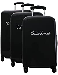 sets de bagages bagages. Black Bedroom Furniture Sets. Home Design Ideas